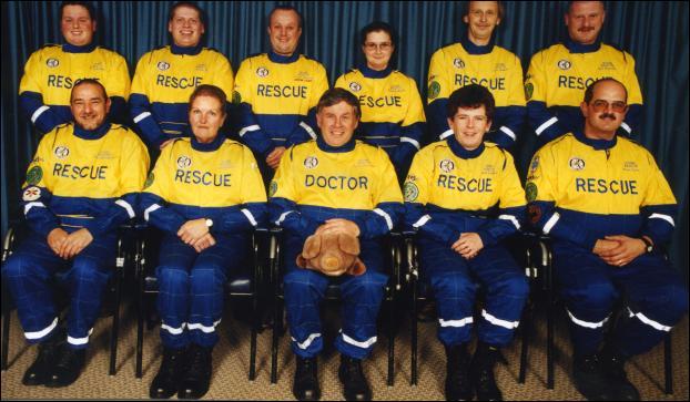 Hogg Motorsport Crew 1999