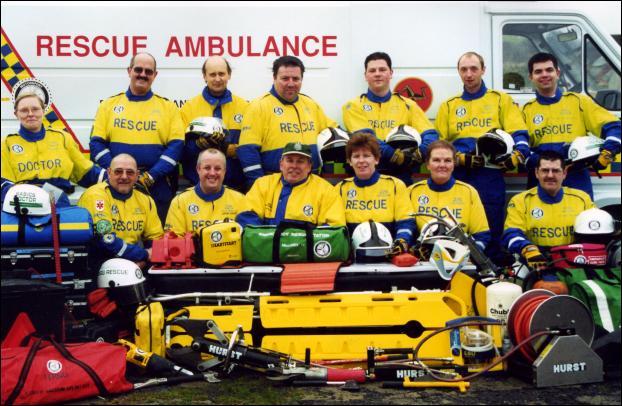 Hogg Motorsport Crew 2002